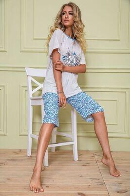 Pajamas for women color Gray
