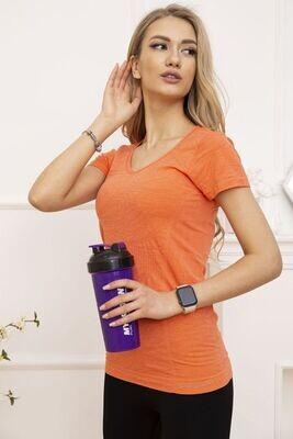 Women's sports T-shirt color Coral