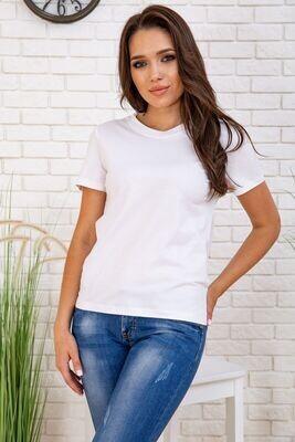 T-shirt for women basic color Black