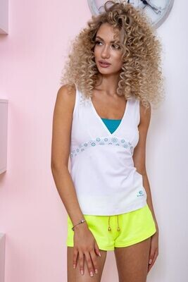 T-shirt for women color Gray