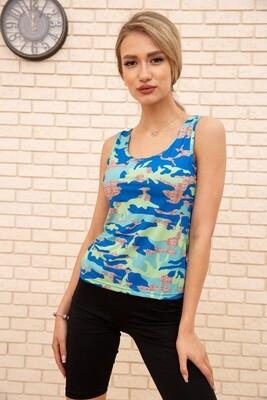 T-shirt for women color Lilac blue