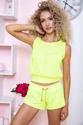 T-shirt womens color Neon