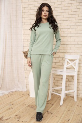Tracksuit female walking solid color Lilac