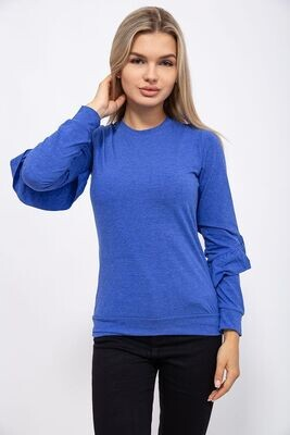 Sweatshirt female color Plum