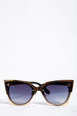 Women's sunglasses color Gradient gray
