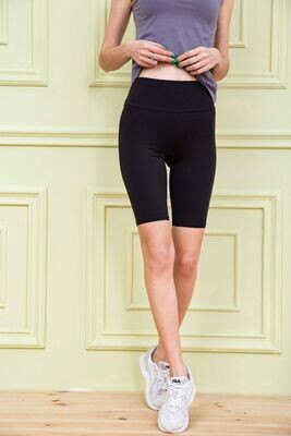 Women's shorts for sports black
