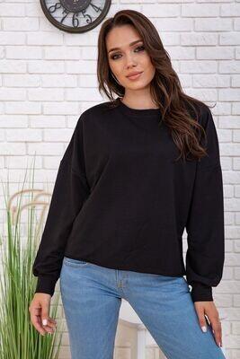 Sweatshirt for women oversized color Blue