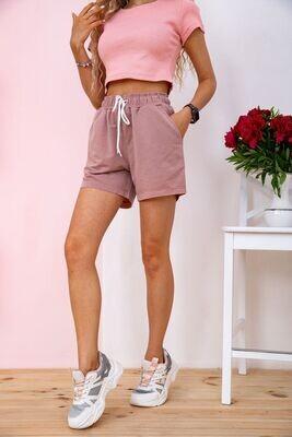 Short black shorts for women