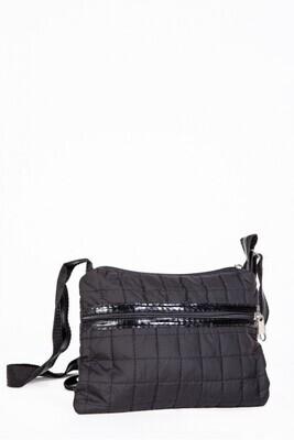 Bag wallet color Black