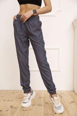Pants for women color Blue