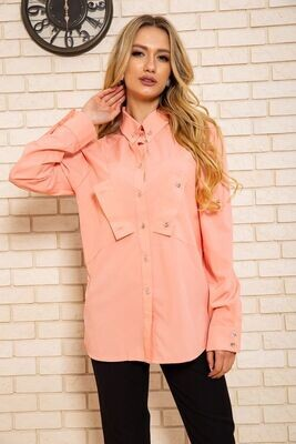 Women's shirt color Peach