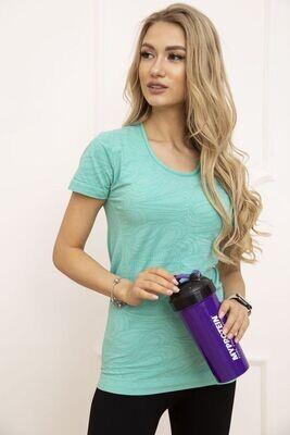 Women's sports t-shirt color Mint
