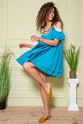 Tunic color Electric