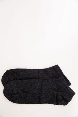 Women's socks color Dark gray