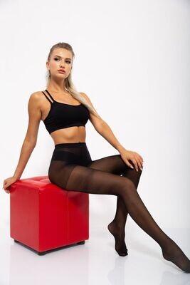 Women's tights color Black