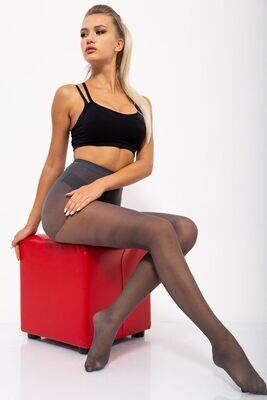 Women's tights color Graphite