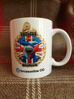 Ceramic Tea/Coffee Mug