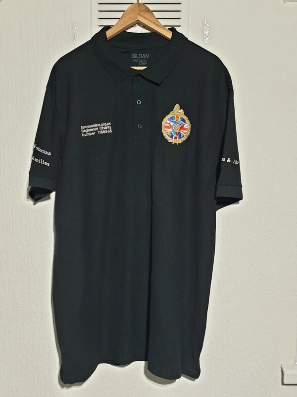 Forces Online Polo Shirt