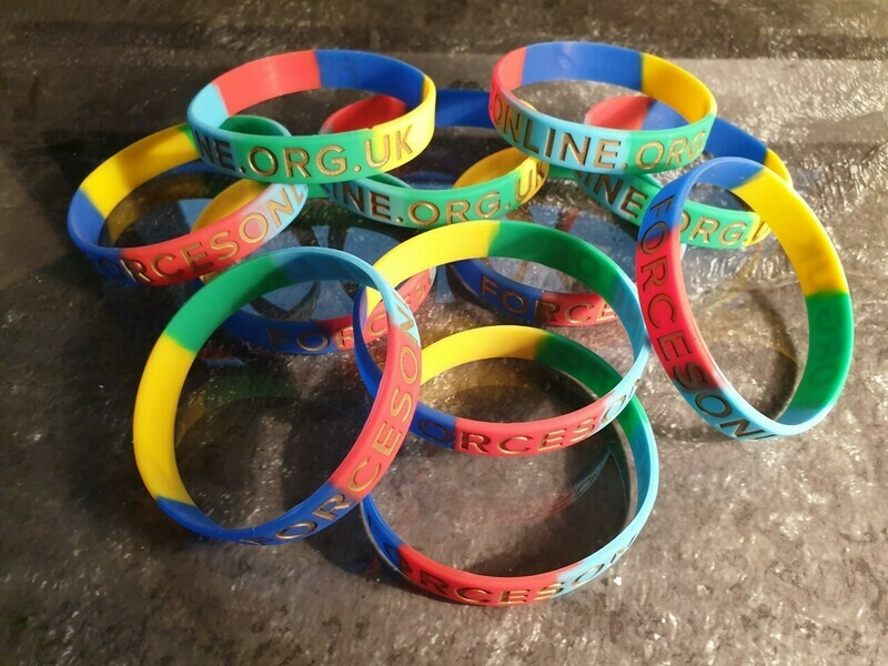 Official Forces Online Wristbands