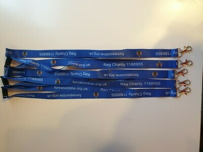 Forces Online Lanyards