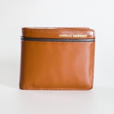 Charles Berkeley Brown Wallet