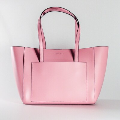 Coccinelle Pink Hand Bag - O1