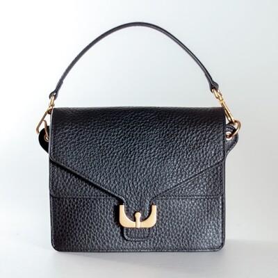 Coccinelle Black Hand Bag/Sling Bag