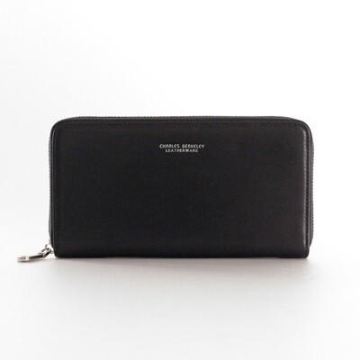 Charles Berkeley Black Long Wallet