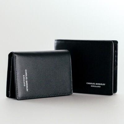 Charles Berkeley Black Wallet with Card Holder Wallet