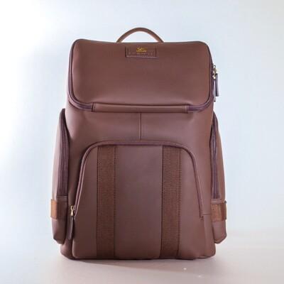 Charles Berkeley Brown Backpack