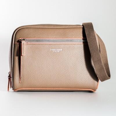 Charles Berkeley Khaki Sling Bag