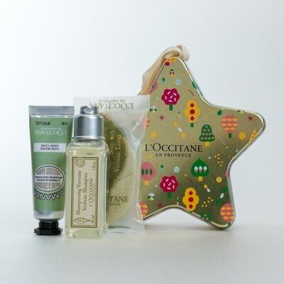 L'Occitane Verbena Star Ornament Gift Set