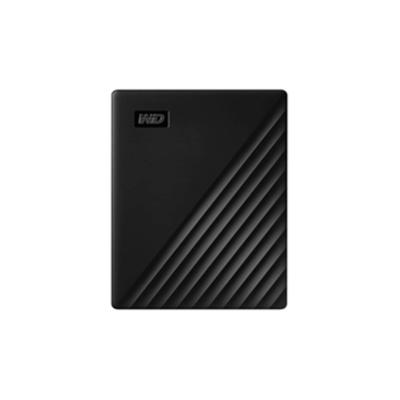 WESTERN DIGITAL MY PASSPORT 1TB BLACK PORTABLE STORAGE