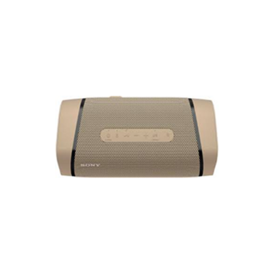 SONY SRS-XB33 EXTRA BASS TAUPE WIRELESS PORTABLE BLUETOOTH SPEAKER