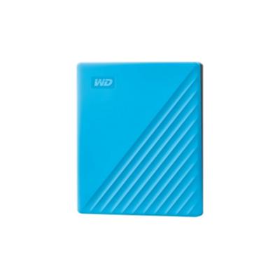 WESTERN DIGITAL MY PASSPORT 1TB BLUE PORTABLE STORAGE