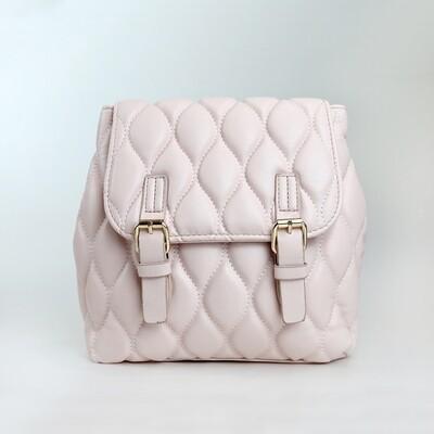 CINDY Pink Vintage Backpack - H4