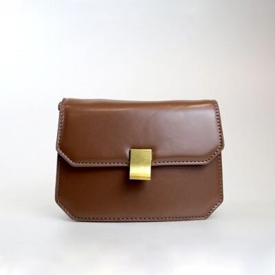 CINDY Brown Fashion Sling Bag - F2