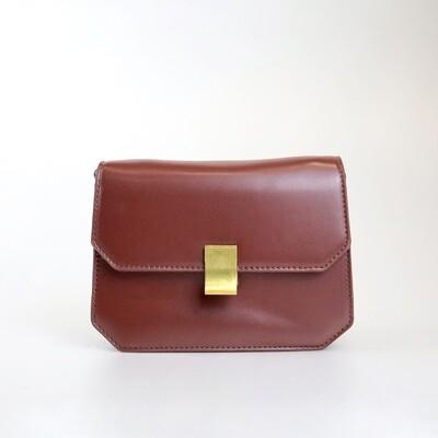 CINDY Red Wine Fashion Sling Bag - F4