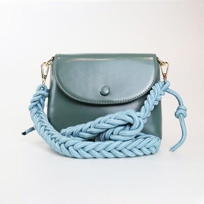 CINDY Green Casual Sling Bag - C5