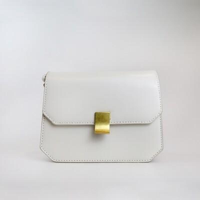 CINDY Cream Fashion Sling Bag - F3