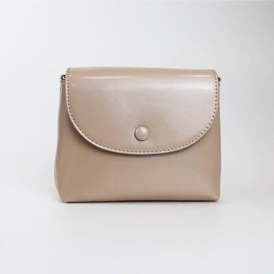 CINDY Khaki Casual Sling Bag - C2