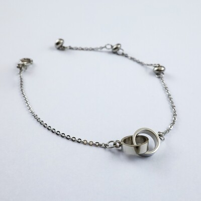 Silverland Stainless Steel Bracelet