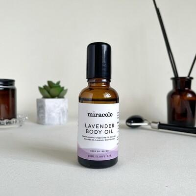 Miracolo Lavender Body Oil