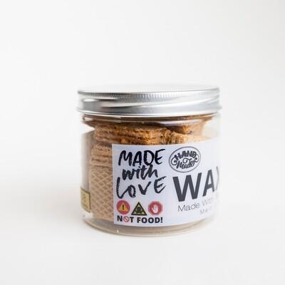 Wax Melts Jar - Cream Wafer - 150g