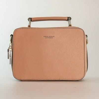 Charles Berkeley Duncan Light Brown Handbag - A1