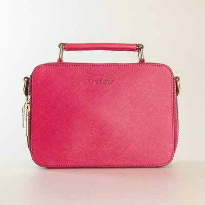 Charles Berkeley Duncan Red Handbag - A2