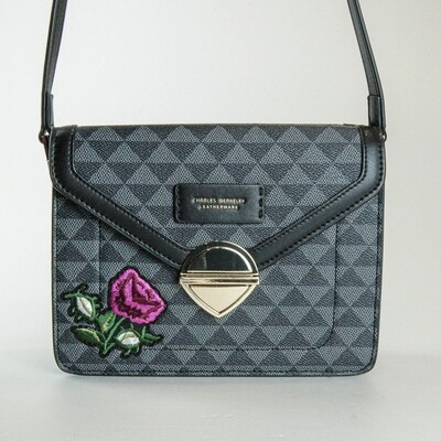 Charles Berkeley Lexi Grey Handbag