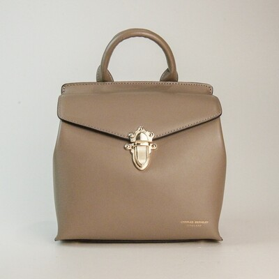 Charles Berkeley Covent Olive Handbag