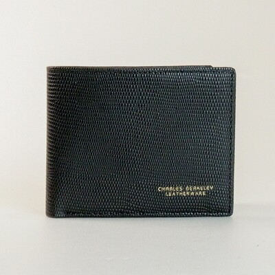 Charles Berkeley Jenson Black Wallet
