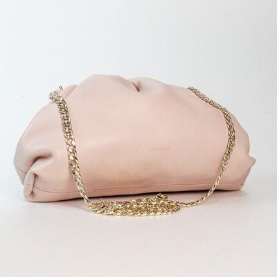 Esfolar Beige Clutch Bag - G1